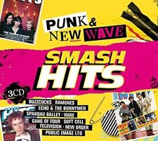 Various Artists - Smash Hits Punk & New Wave / Various [New CD] UK - Import