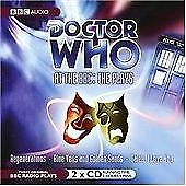 DOCTOR WHO AT THE BBC THE PLAYS 2 X CD DR TOM BAKER SCI FI AUDIO BOOK
