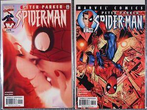 US-Comics Peter Parker Spider-Man (1999) #29-34