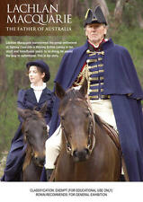New DVD** LACHLAN MACQUARIE: The Father of Australia