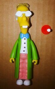 Simpsons Professor Frink Playmates Series 6 Figure Loose