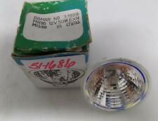 Damar 12V 50W Halogen Bulb 3392B Nib