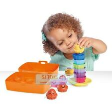TOMY Shake and Sort Cupcakes Shape Sorting Role Play Fun Toddler Activity Toy