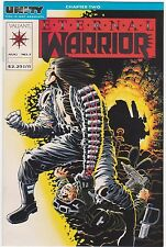Eternal Warrior #1. Unity Chapter 2. Valiant Comics.