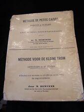 Partition Méthode de petite caisse M Dewinne Music Sheet