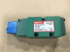 Nimatics 707359 Solenoid Valve 24VDC 150 PSIG #862DK