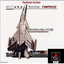 Used Ps1 Ace Combat 3 Electro Sphere PlayStation the Best[Japan Import]