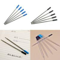 Black /& Blue Ballpoint Pen Refills Parker /& Cross Compatible Ink Refills