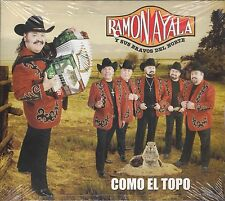 Ramon Ayala Y Sus Bravos Del Norte Como El Topo CD Caja De Carton New Sealed