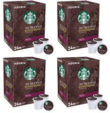Starbucks Sumatra Coffee Keurig K-Cup Pods Dark Roast 96 Count Best By 1/2021