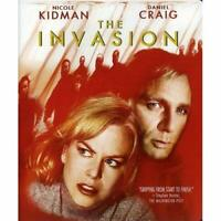 The Invasion Blu-Ray On Blu-Ray With Nicole Kidman Very Good