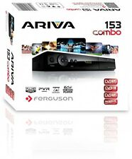 ferguson ariva 153 combo HD receiver freesat, Smart HD, CYFRA+, nc+ polsat