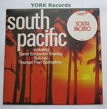 SOUTH PACIFIC - Cast Recording - Excellent Condition LP Record Fanfare SIT 60007