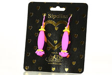 NEW AnUNe- For You Sipellas Earrings No 206, 1 Pair, Silicone Jewelry, women
