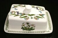 Beautiful Portmeirion Botanic Garden Daisy Cheese Plate And Cover
