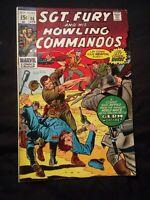 SGT FURY And His Howling Commandos #86