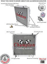 1996 1997 1998 1999 2000 2001 2002 Toyota 4 Runner 3 Row Champion ADV Radiator