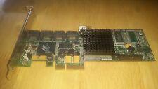 4 Internal Port SATA SAS RAID PCI-e 4x Promise SuperTrak EX4350
