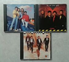 OAK RIDGE BOYS Step on Out AMERICAN DREAMS where the fast lane ends 3 CD's