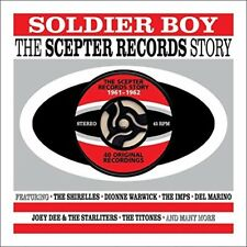 Soldier Boy - The Scepter Records Story 1961-1962 2CD NEW/SEALED