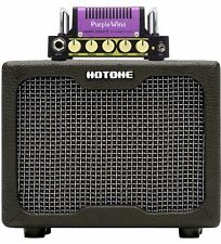 Hot One Purple Wind Mini Amp and Nano Legacy Cabinet with Free Speaker Cable