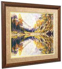Bev Doolittle - Wilderness Wilderness - Matted & Framed Fine Art Print