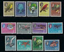 Tristan da Cunha Scott 55-67 Mint Hinged