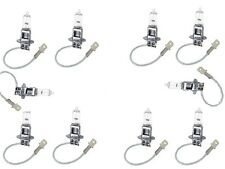10 x H3 12V 55W Sockel PK22s E-Zeichen Halogen Birne Lampe NEU/OVP 1,09€ Stk