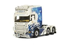 WSI COLLECTIBLES SCANIA R STREAMLINE 6X2 UNIT TWIN STEER MG TRUCKING 01-1843