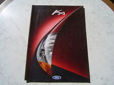 Catalogue publicitaire Ford KA 1998 24 pages brochure prospectus