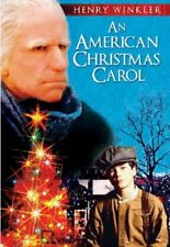 AN AMERICAN CHRISTMAS CAROL New Sealed DVD Henry Winkler