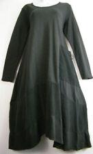 Vestidos de mujer de color principal gris 100% algodón