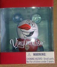 "Disney frozen olaf 3"" vinylmation ltd edition paris exclusive new Xmas jumper"