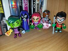 Teen Titans Go 6 Mini Figures
