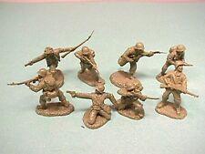 TSSD 1/32nd Scale World War II U.S. Infantry Plastic Soldiers Set