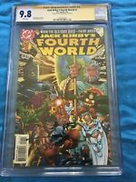 Jack Kirbys Fourth World #1 - DC - CGC SS 9.8 NM/MT - Signed by Walt Simonson