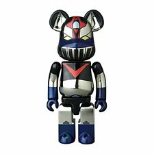 Great Mazinger Super Alloyed 200% Bearbrick Alloy by Medicom
