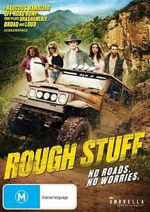 Rough Stuff DVD Gareth Rickard - New & Sealed