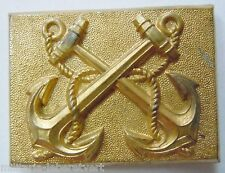 Insigne Marine Brevet ancien CHEF DE QUART MARINE NATIONALE ORIGINAL France