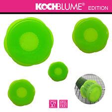 kochblume - stretchii-4 piezas-4 Tamaños - Verde