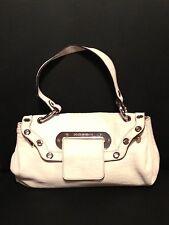 DOLCE & GABBANA White Leather Handbag