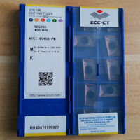 Details about  /YG-1 10xSDKN1504AETN YG602 CNC Milling Carbide inserts Replace MITSUBISHI VP15TF