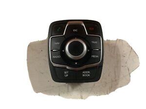 Peugeot 508 2011 Multimedia Controls
