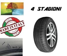 Gomme 4 STAGIONI omologata ECOQUATTRO S M+S made in Italy 175/65/14 R14 86 T