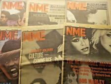 Melody Maker Weekly Music, Dance & Theatre Magazines
