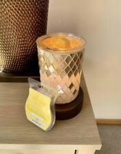 Scentsy Warmer Gilded BRAND NEW