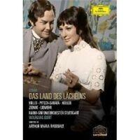 FRANZ LEHAR - DAS LAND DES LÄCHELNS - DVD - NEW+!!