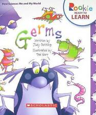 Germs (Rookie Ready to Learn)-ExLibrary