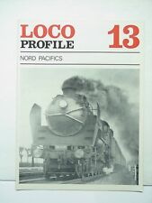 Loco Profile Magazine # 13 Nord Pacifics