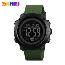 SKMEI Count Down Sports Watch Men's Chrono Alarm LED Digital Wristwatch 1426 FE